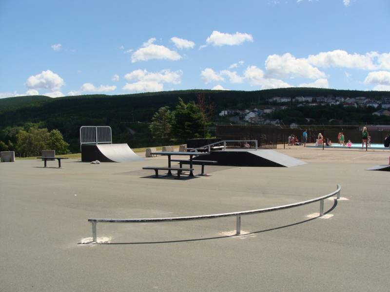bowring park pool skate parks city of st s 10126